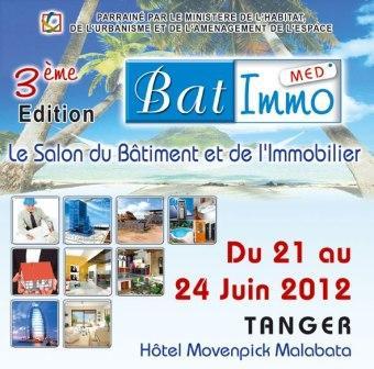 3e dition du salon du b timent et de l 39 immobilier - Salon de l immobilier et du tourisme portugais ...