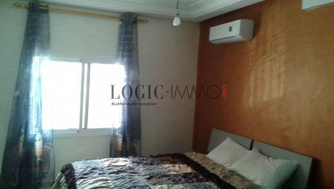 Duplex chambres meublé pour habitation ou usage bureau ref la