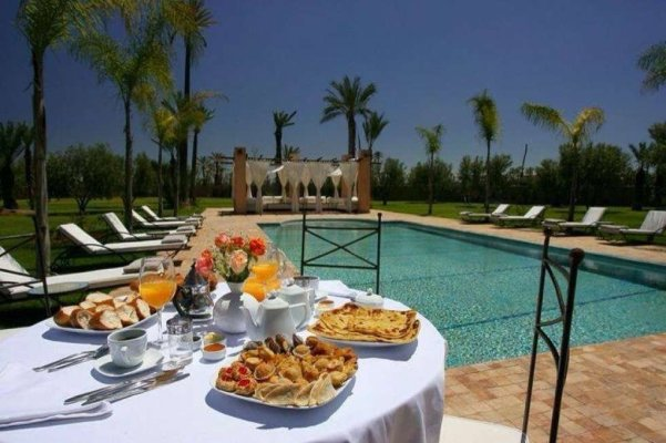 Location Villa Palmeraie  - Marrakech