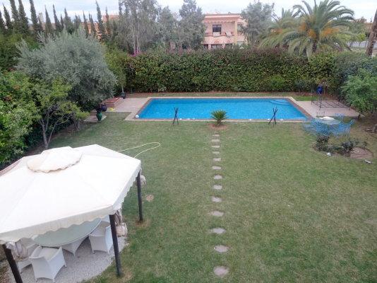 Villa De Charme Louer Meubl E Sur 1039m De Jardin Avec