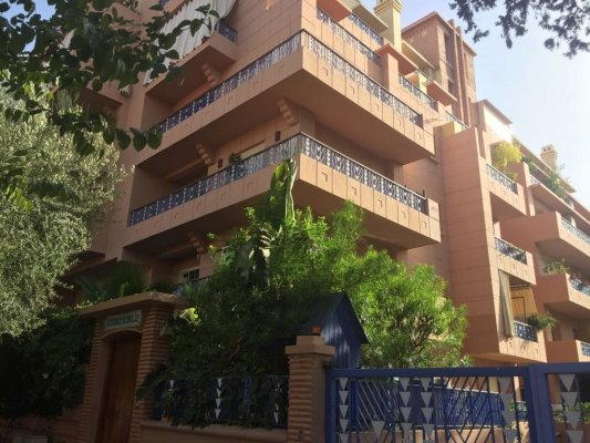 Appartement de 86 m2 - Marrakech