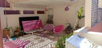 Coquet appartement de 56 m² hab et 33 m² de Terrasse, 1 Chambre- 1 Place de Parking - Marrakech