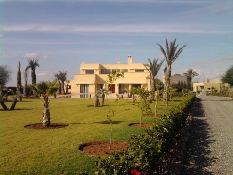 Villa contemporaine de 700m² - Marrakech