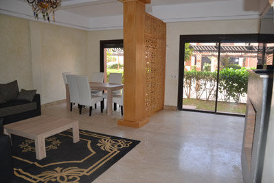 Bel appartement de 113 m² au sol - Marrakech