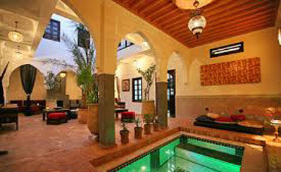 5 CH  - POSSIBILITE 6  -  MEUBLE  - 175 M² AU SOL  - Marrakech