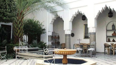 7 CH - GRAND RIAD ANCIEN DE 390 M ² - Marrakech