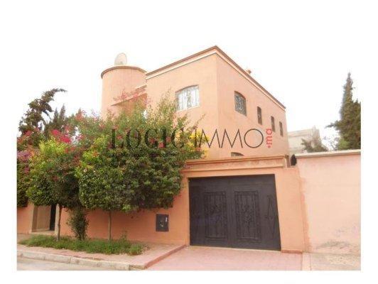 Tage villa louer location appartement for Le jardin 32 route sidi abdelaziz marrakech 40000