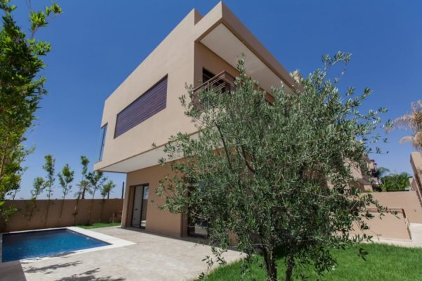 Villa contemporaine Targa